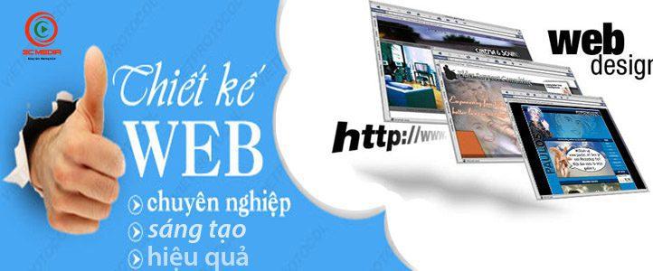 dịch vụ thiết kế web chuẩn seo