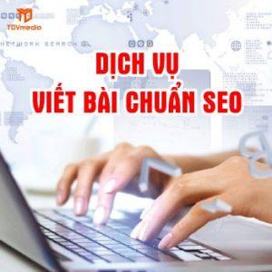 Dich Vu Viet Bai Chuan Seo