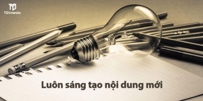 Cách viết content marketing tại TDVmedia
