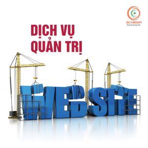 Dịch Vụ Quản Trị Website Chuyên Nghiệp – 3C Media